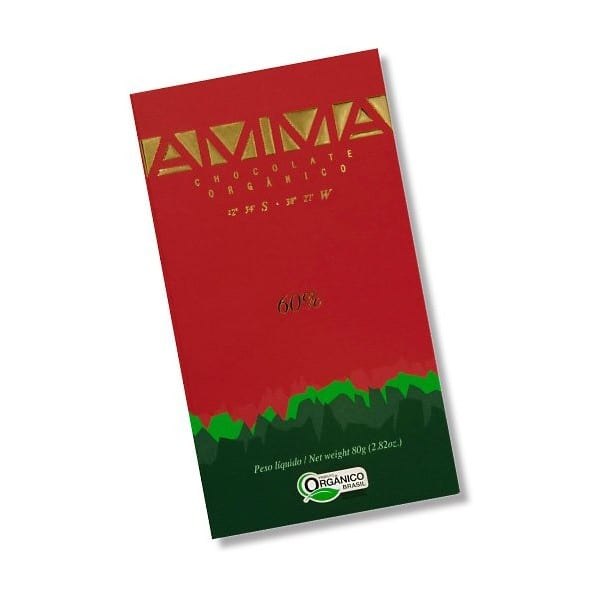 AMMA 60% Dark Chocolate Ekologisk
