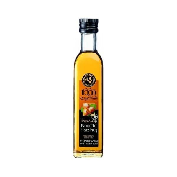 Hazelnut Syrup 250ml - kaffesirap