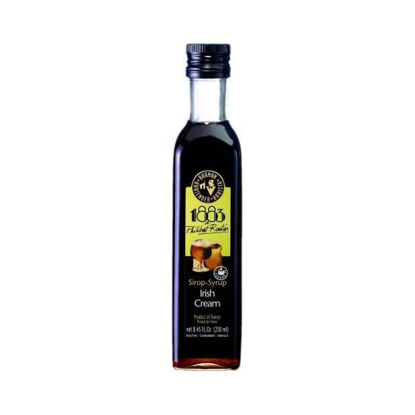 Irish Cream Syrup 250ml - kaffesirap