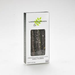 Lakritsfabriken Liquorice Sticks Dark Chocolate and Chili 45g