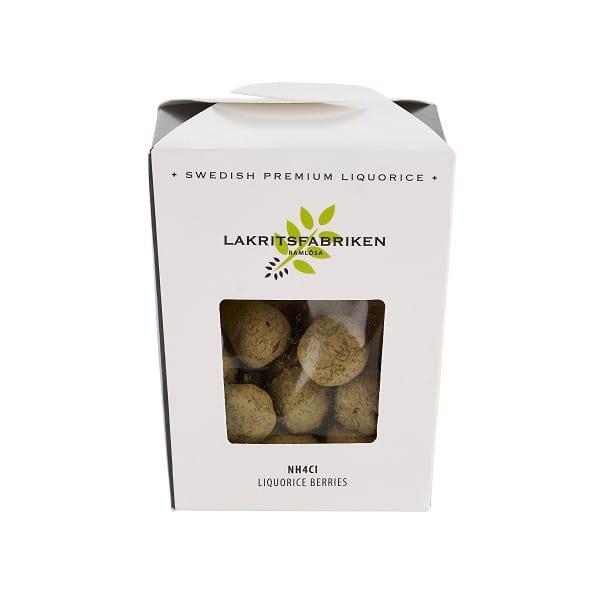 Lakritsfabriken NH4Cl Liquorice Berries 150g