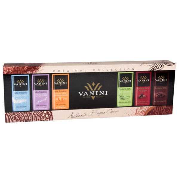 Chocolate minibars assorted, 180g, Vanini