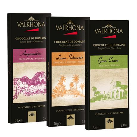 Årgångschoklad 2016 Limited Edition, Valrhona