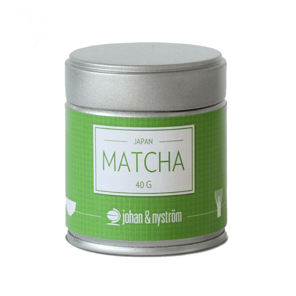 Johan & Nyström Matcha – 40G Green Tea