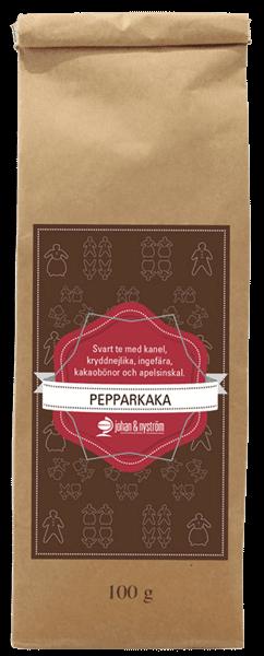 PEPPARKAKA TE - Johan & Nyström