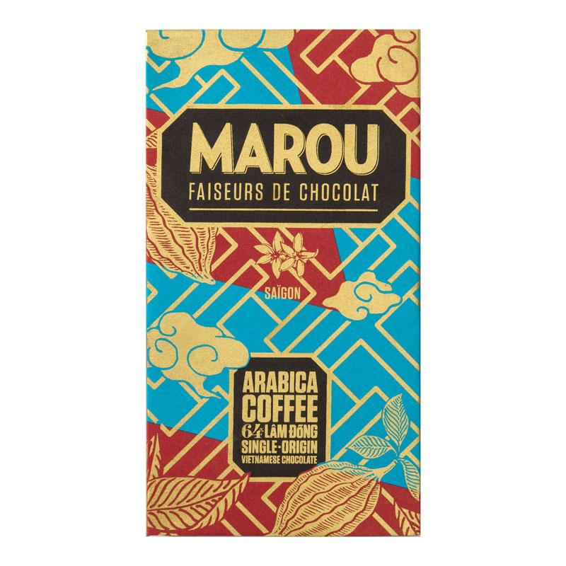 LAM DONG COFFEE 65%, 80G, MAROU