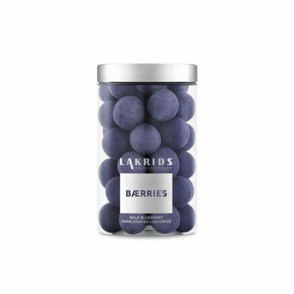 BIG BLUE BERRY – Lakrids by Johan Bülow