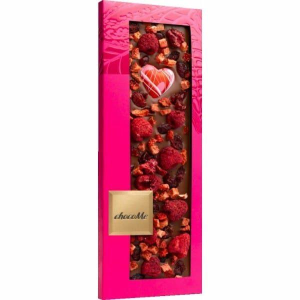 CHOCO ME Love Selection: hallon och jordgubb