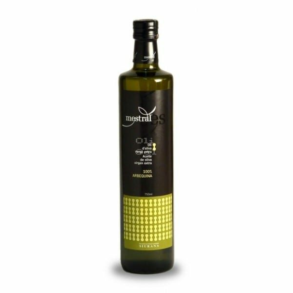 Mestral Extra Virgin Olive Oil 750 ml