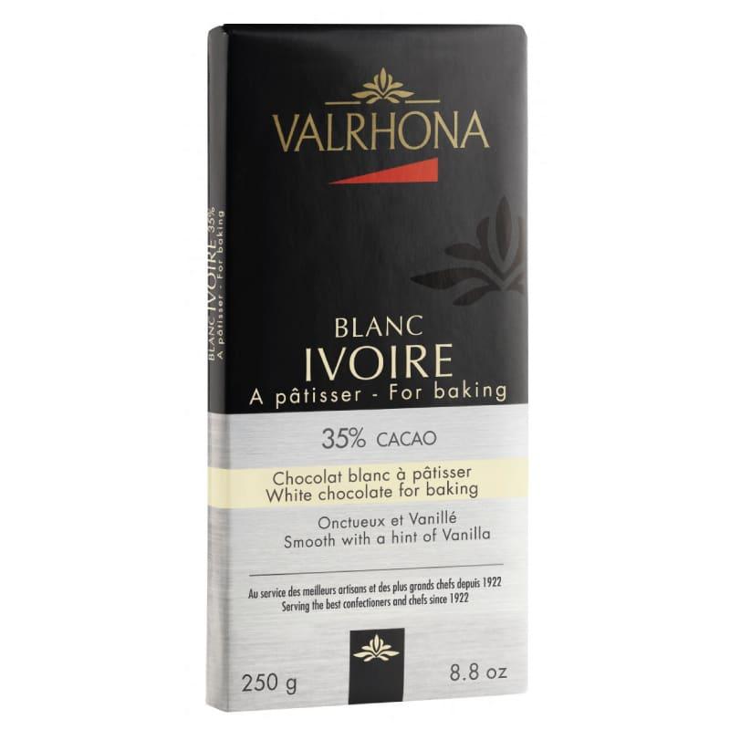 Ivoire 35%, 250g, Valrhona