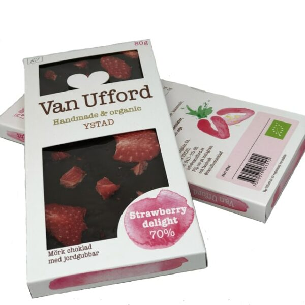 Van Ufford- Strawberry delight