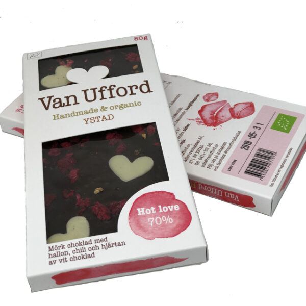 Van Ufford - Hot love Eko!