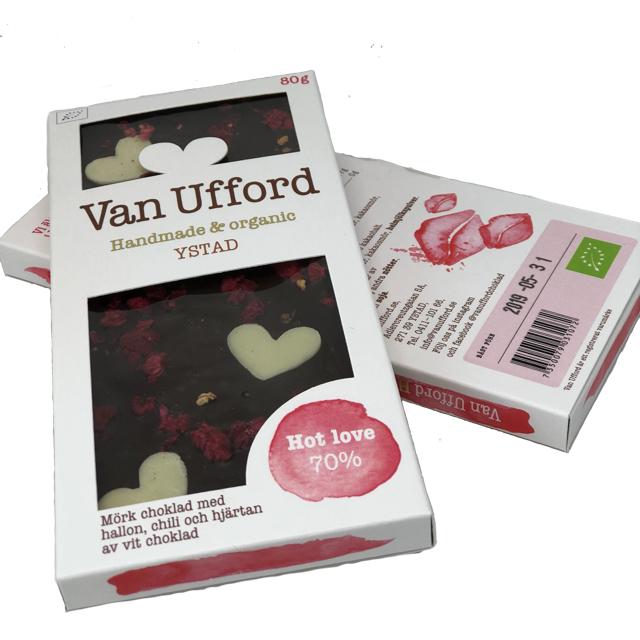 Van Ufford - Hot love Eko!