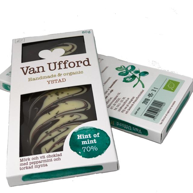 Van Ufford - Hint of mint, Ekologisk