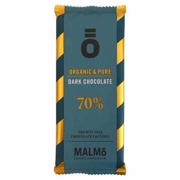 Ö Ekologisk Choklad Dark Chocolate 70% - 55 g