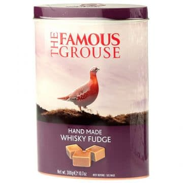 Whisky Fudge - Famous Grouse