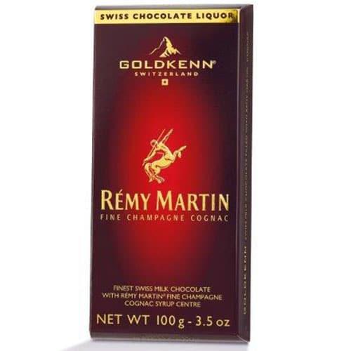 Remy MartinLikörfylld choklad 100g