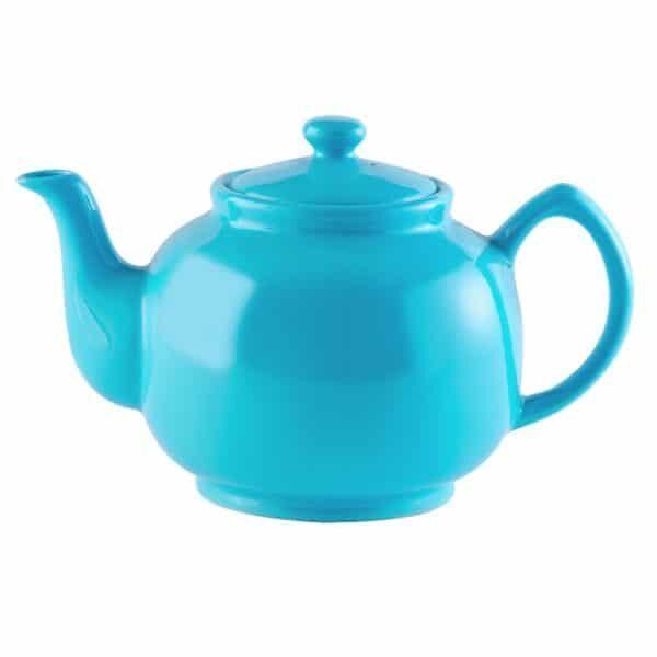 Blå Tekanna 1,1L – Price & Kensington