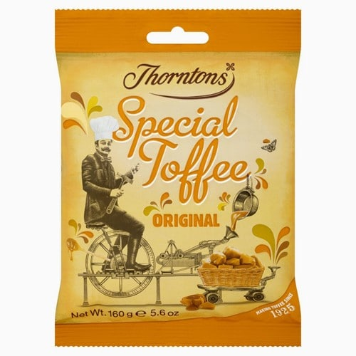 Thorntons Toffee Orginal