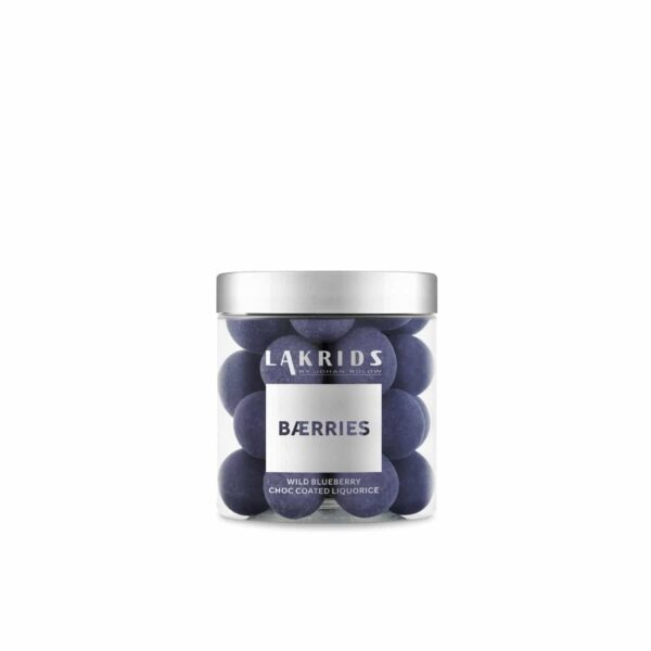BLUE BERRY – Lakrids by Johan Bülow