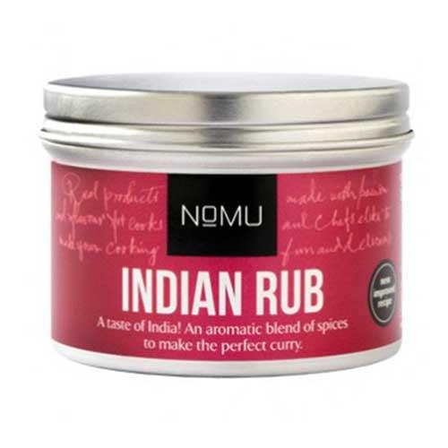 Nomu, Indian Rub 70g