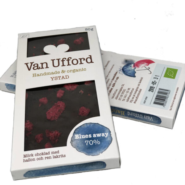 Van Ufford – Blues away, Ekologisk
