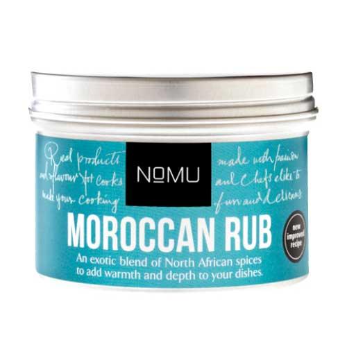 Nomu, Moroccan Rub
