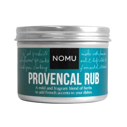 Nomu, Provencal Rub