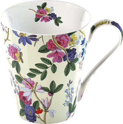 V & A - Kilburn Cream mugg i box