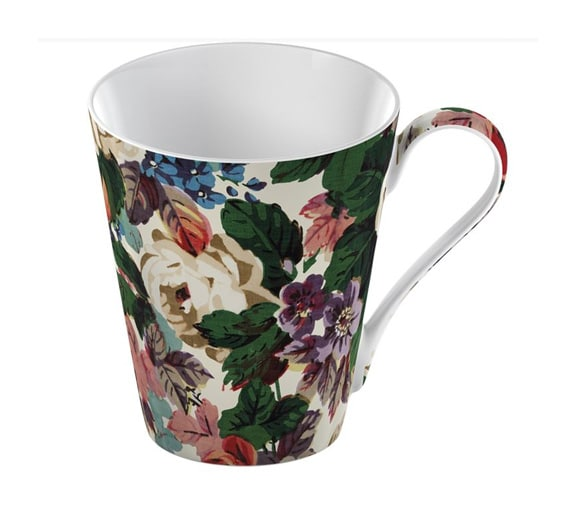V & A - Welbeck Rose mugg i box