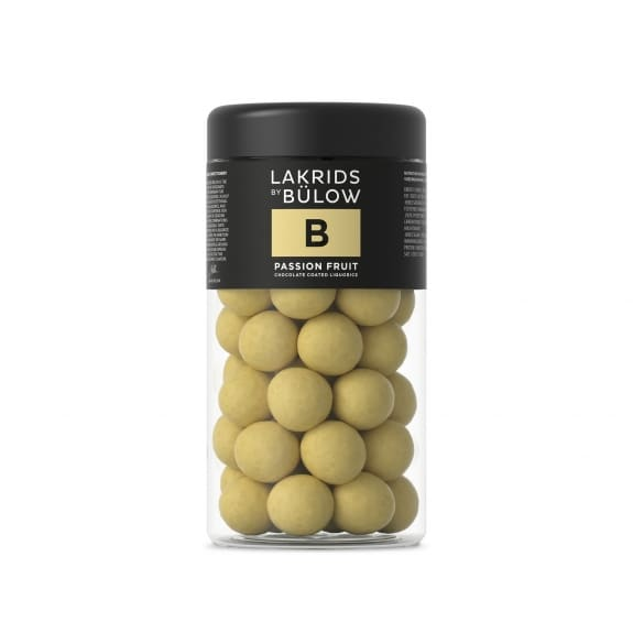 B – PASSION FRUIT Regular 265g