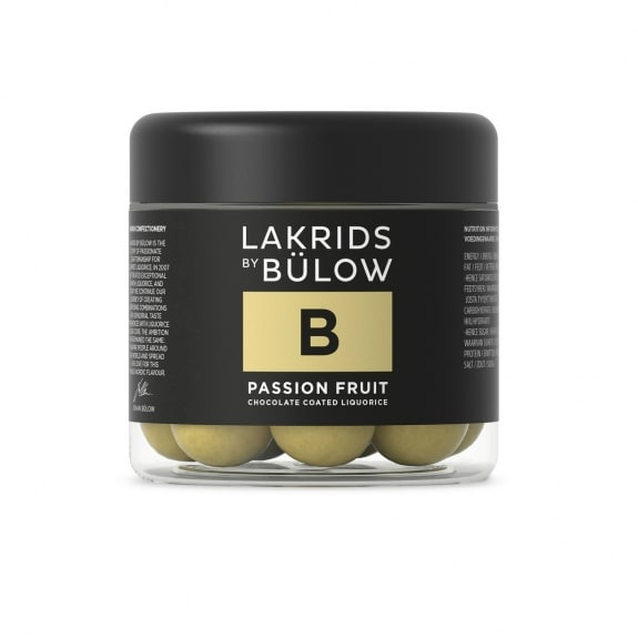 B – PASSION FRUIT Small 125g