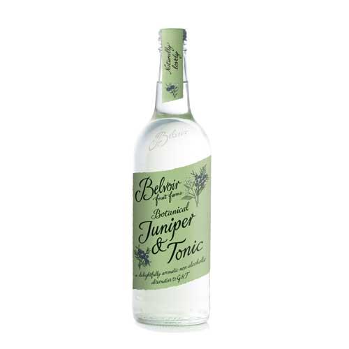 Belvoir Gin & Tonic – Utan Gin