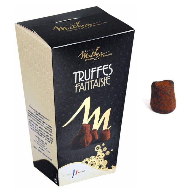 Mathez Tryffel Med Lakrits