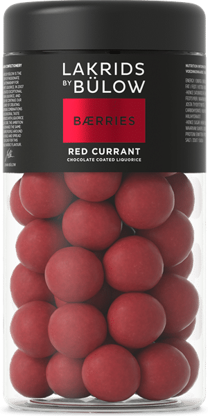 BÆRRIES RED CURRANT 295g