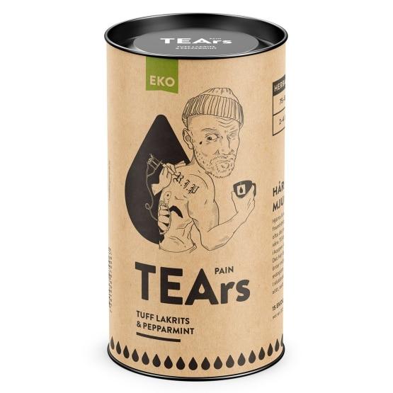 Pain Tears TEArs (Lakrits och Pepparmint)