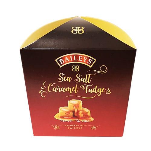 Baileys salt karamell fudge
