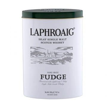 Laphroaig Single Malt Whiskey Fudge