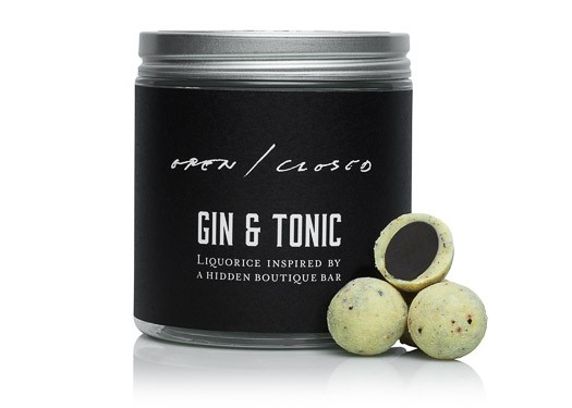 GIN & TONIC Inspired by a hidden boutique bar