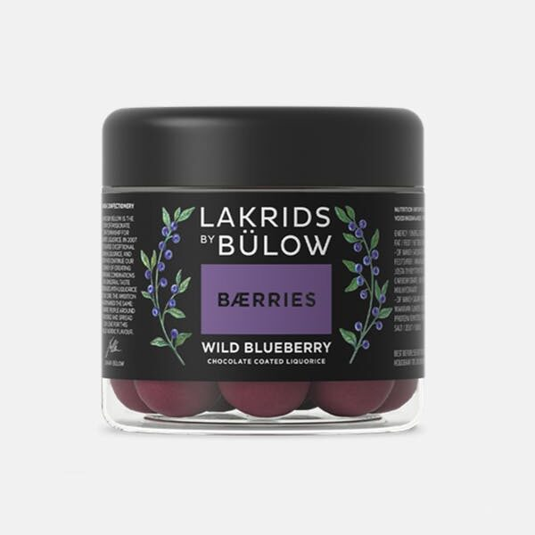 Lakrids Berries - Wild Blueberry Small